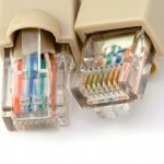 Network cabling RJ-45